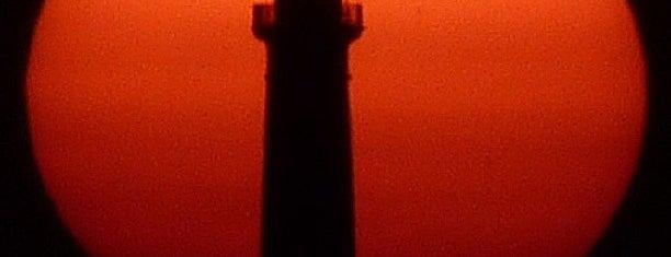 Faro di Punta Secca is one of South Italy.