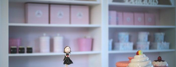O La La Cupcakes is one of Mersin.