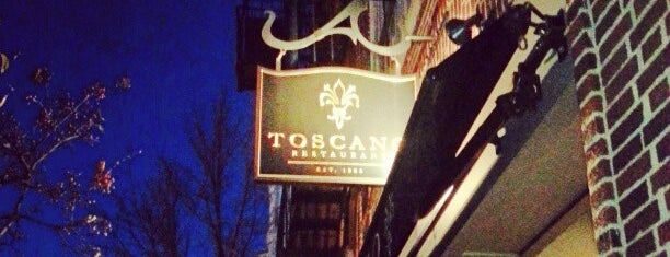 Toscano Restaurant is one of The 15 Best Places That Are Good for Dates in Boston.