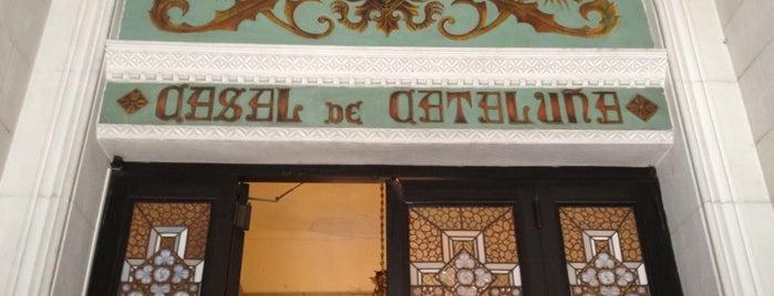 Casal de Catalunya is one of Restaurantes Preferidos.