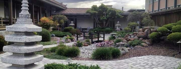 Japantown (日本町) is one of CA Bay Area.