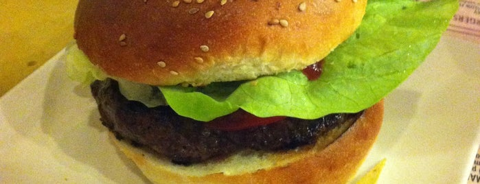 Mammy Coffeeburgers is one of Mangiare vegan a Milano.