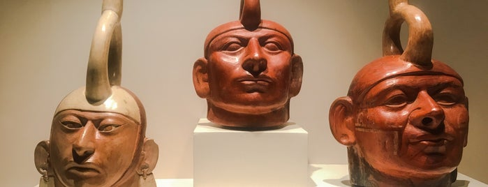 Museo de Arte Precolombino is one of Peru.