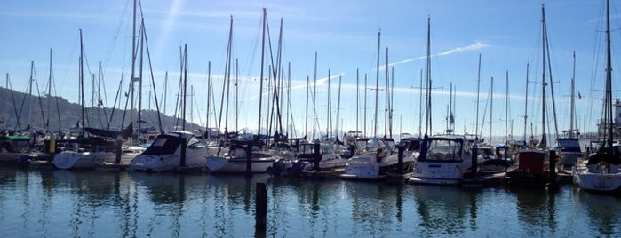 Corinthian Yacht Club is one of Bay Area Yacht Clubs.