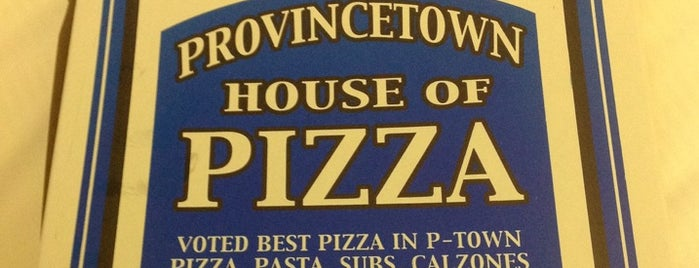 Provincetown House Of Pizza is one of Provincetown.