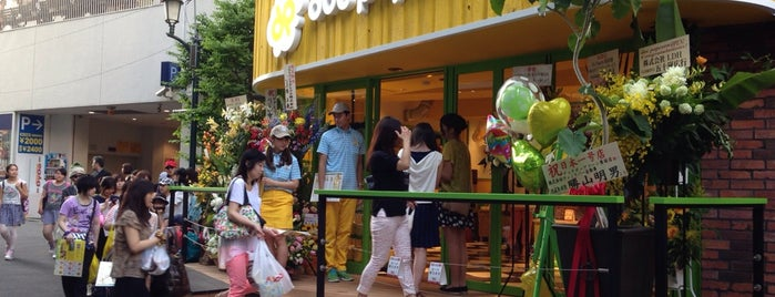 Doc Popcorn Harajuku is one of VENUES of the FIRST store.