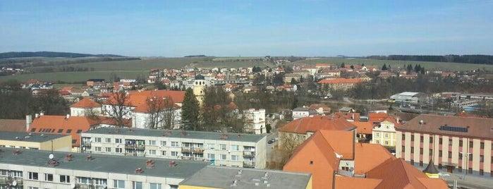 Vlašim is one of Weekend.