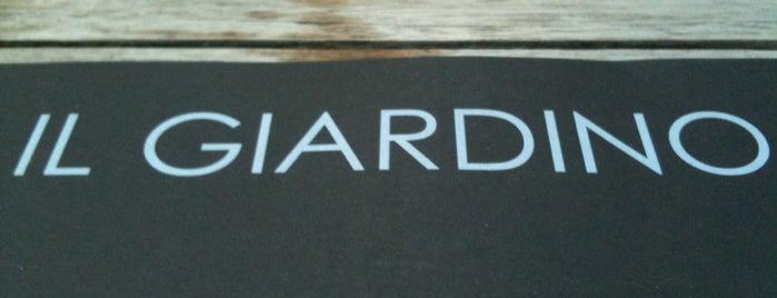 Il Giardino is one of Les restos de Steph G..