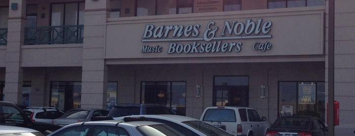 Barnes & Noble Booksellers is one of Favorites - Stores.