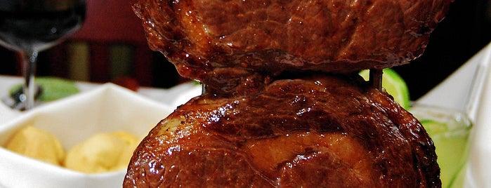 Estilo Gaúcho Brazilian Steakhouse is one of America's Best Brazilian Restaurants.