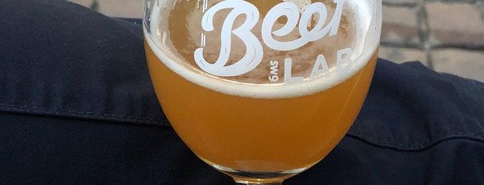 London Beer Lab is one of Pubs - Brewpubs & Breweries.