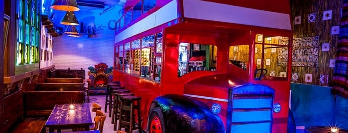 Soda Bus is one of Bars.