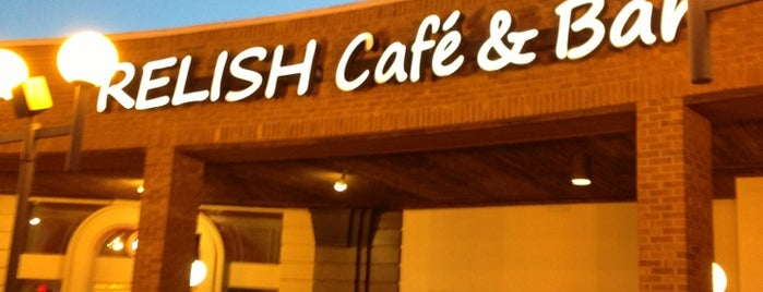 Relish Cafe & Bar is one of North Carolina To-Do.