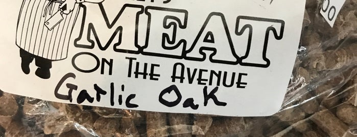 Let's Meat on the Avenue is one of Alexandria.