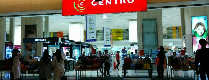 Centro is one of Nanda's All Favorite♥♚.