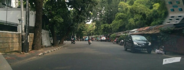 Jl. Barito II is one of Street.