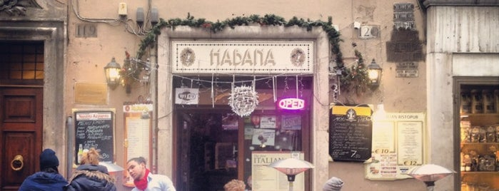 Habana Café is one of In Roma.