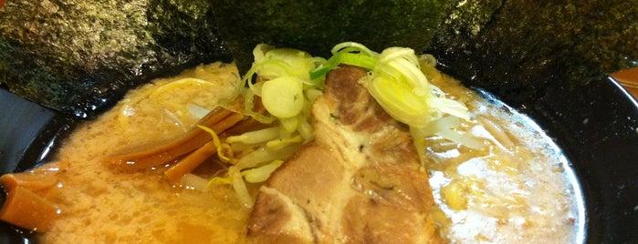 川出拉麺店 is one of 気になるリスト.
