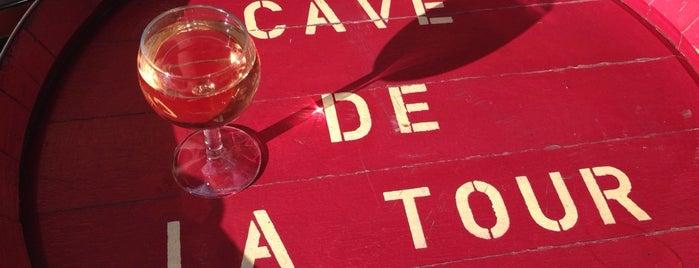 Cave de la Tour is one of Nizza.