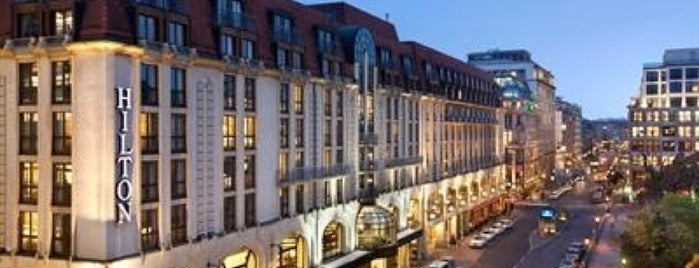 Hilton Berlin is one of myhotelshop.