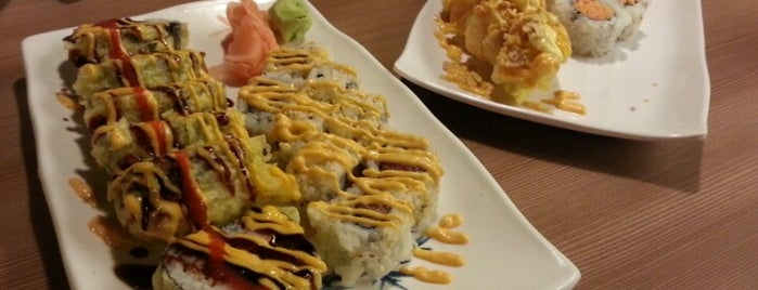 Fujiyama Steak House of Japan is one of A foodie's paradise! ~ Indy.