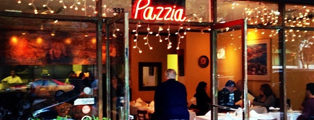Pazzia Caffe & Trattoria is one of San Francisco.