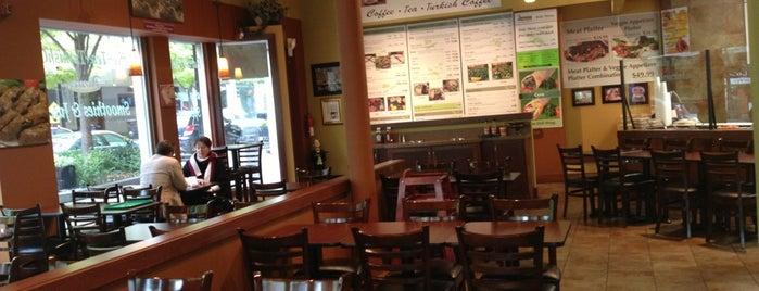 Parsley Mediterranean Grille is one of Must-visit Food in Grand Rapids.