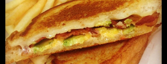 Cory's Grilled Cheese is one of CHS Wishlist.