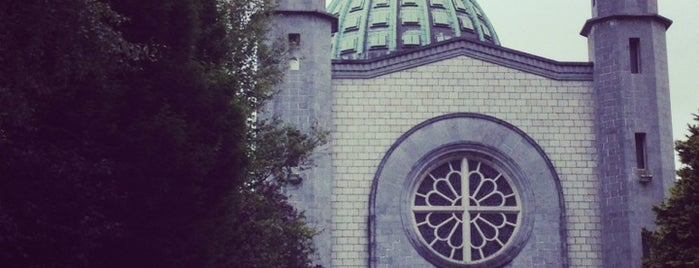 Holy Spirit Church is one of churches.