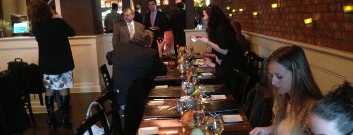 Crave is one of CIA Alumni Restaurant Tour.