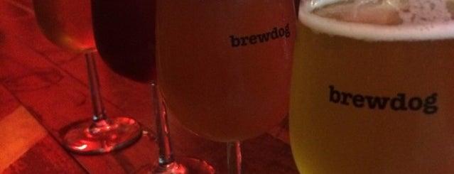 BrewDog Cardiff is one of U.K..