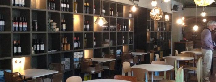 Bar Tomate is one of Madrid: de Tapas, Tabernas y +.