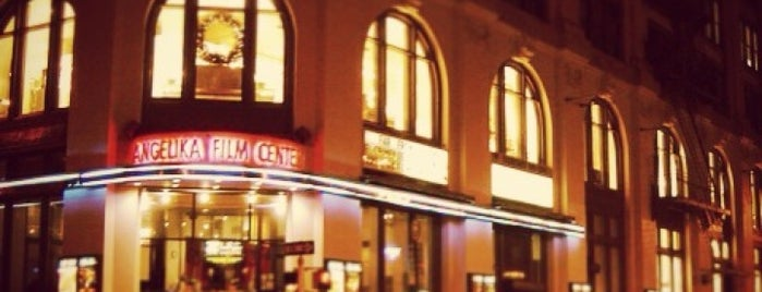 Angelika Film Center is one of Zoetrope ( Worldwide ).