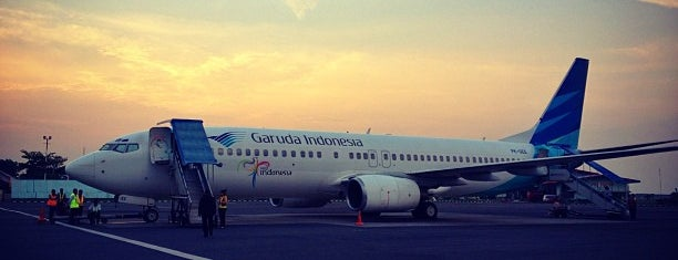 Ahmad Yani International Airport (SRG) is one of Indonesia's Airport - 1st List..