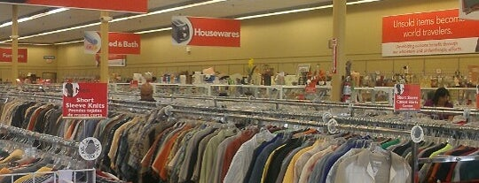 Savers is one of Austin!.