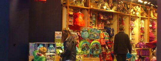 The Disney Store is one of All-time favorites in United Kingdom.