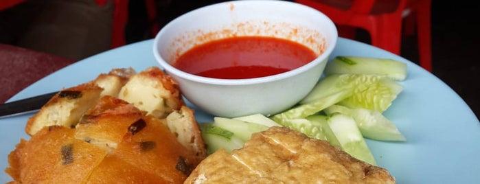 Nasi Ayam Kuih Udang Tauhu Bakar Semenyih is one of Eating Places.