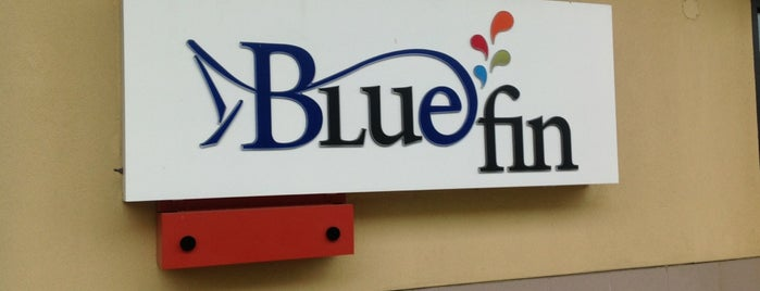 Bluefin Sushi & Seafood Buffet is one of Been There, Ate It.