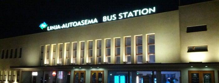 Tampere Bus Station is one of Harrasteet, puistot & muut mestat.