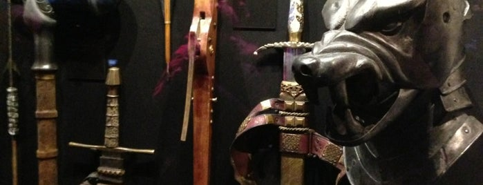 Game Of Thrones: The Exhibition is one of USA Trip 2013 - New York.