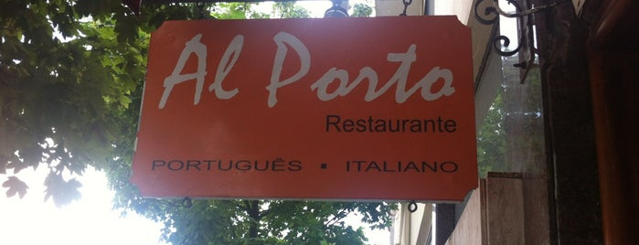 Al Porto is one of Restaurantes (Grande Porto).