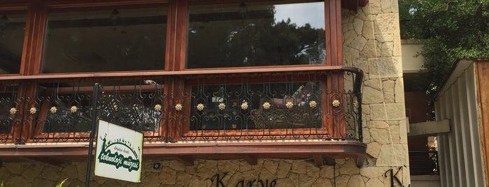 karye müze otel is one of Oteller.