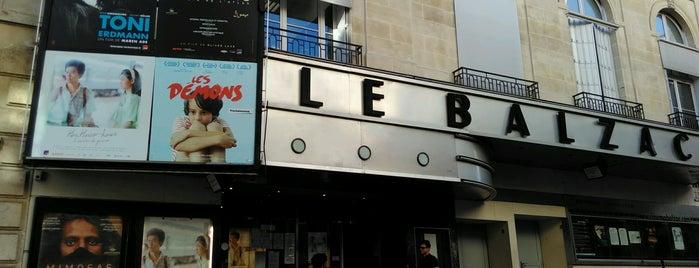 Le Balzac is one of Paris.
