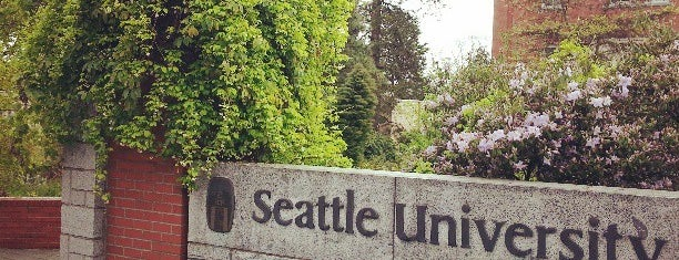 Seattle University: College of Science and Engineering is one of Favorite Places in Seattle.