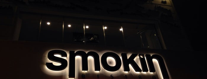 Smokin Bistro is one of M 1.