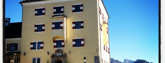 Schloss Fuschl Resort & Spa, Fuschlsee-Salzburg is one of Starwood Hotels in Germany, Austria & Switzerland.