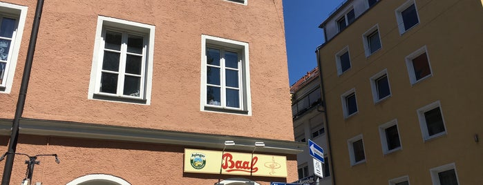 Baal is one of Munich Clubs & Bars.