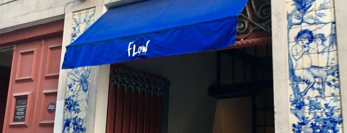 Flow is one of HO46 Tainadas.