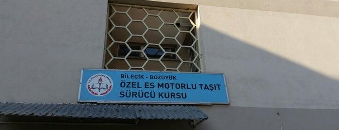 Özel Es Sürücü Kursu is one of Eskişehir Sürücü Kursları.