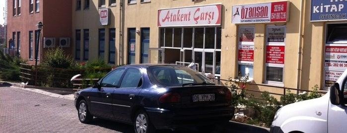 Atakent Çarşı is one of Ankara AVM ve mağazaları.